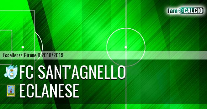 FC Sant'Agnello - Eclanese
