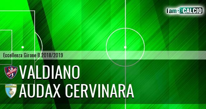 Valdiano - Audax Cervinara