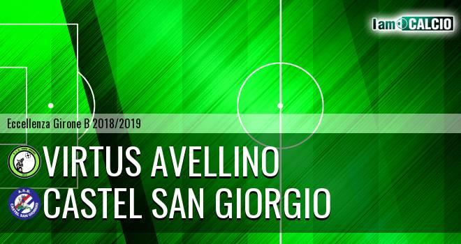 Virtus Avellino - Castel San Giorgio