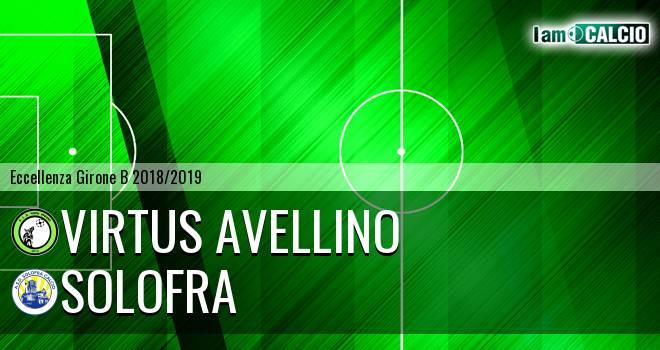 Virtus Avellino - Solofra