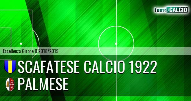 Scafatese Calcio 1922 - Palmese