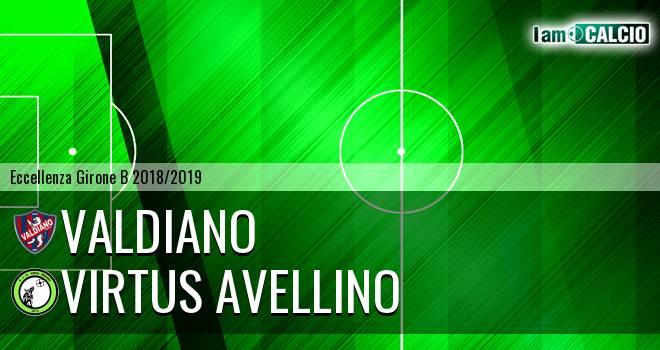 Valdiano - Virtus Avellino