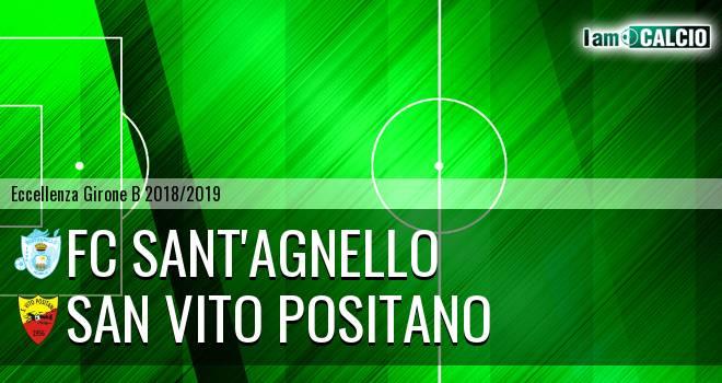 FC Sant'Agnello - San Vito Positano