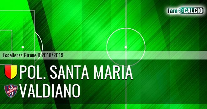 Pol. Santa Maria - Valdiano