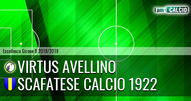 Virtus Avellino - Scafatese Calcio 1922