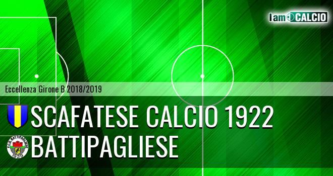 Scafatese Calcio 1922 - Battipagliese