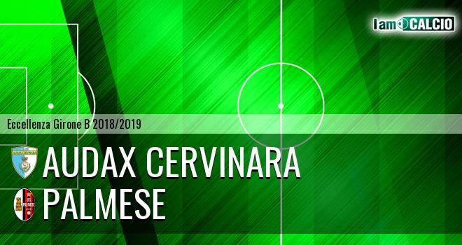 Audax Cervinara - Palmese