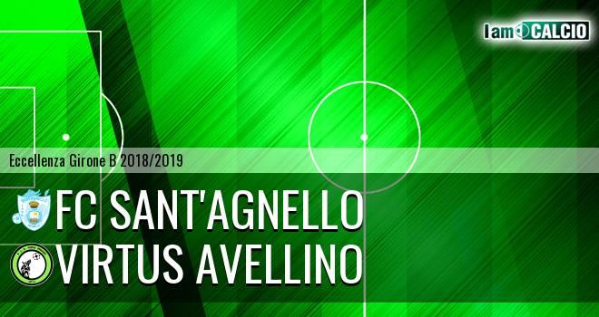 FC Sant'Agnello - Virtus Avellino