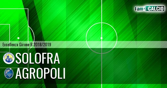 Solofra - Agropoli
