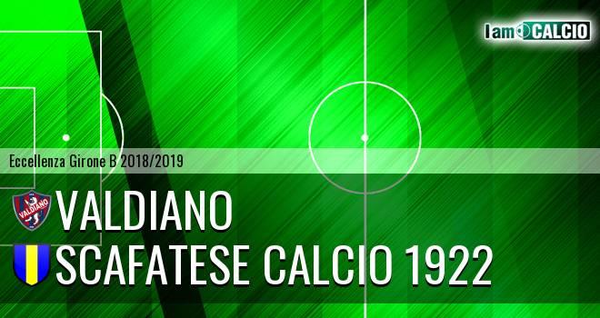 Valdiano - Scafatese Calcio 1922