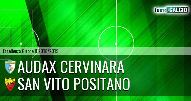 Audax Cervinara - San Vito Positano