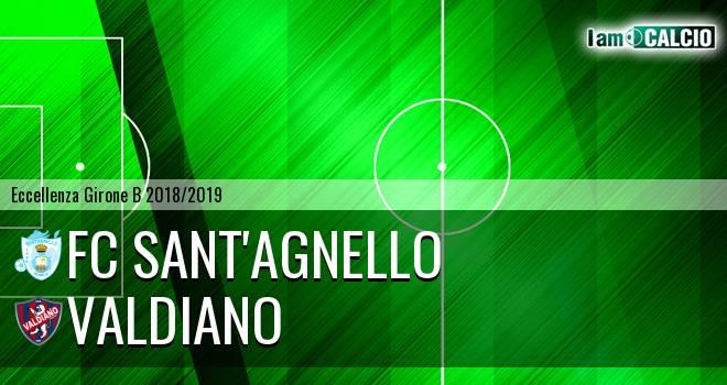 FC Sant'Agnello - Valdiano