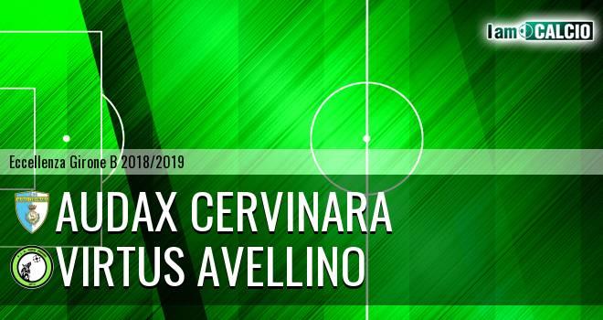 Audax Cervinara - Virtus Avellino