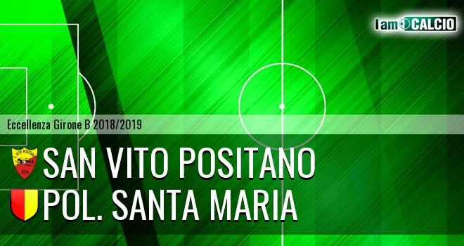 San Vito Positano - Pol. Santa Maria