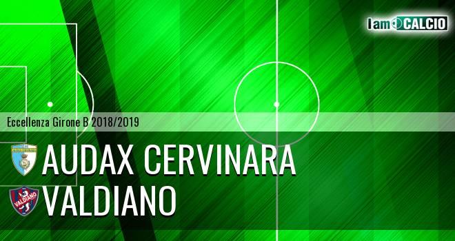 Audax Cervinara - Valdiano