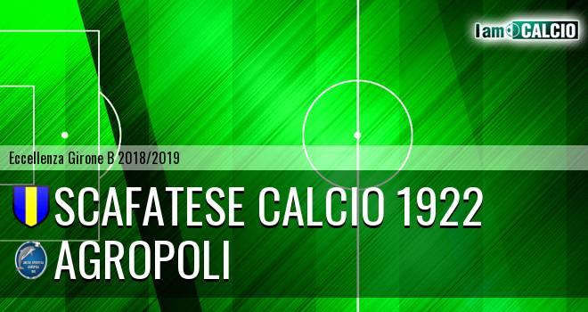 Scafatese Calcio 1922 - Agropoli