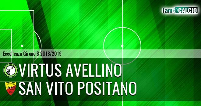Virtus Avellino - San Vito Positano