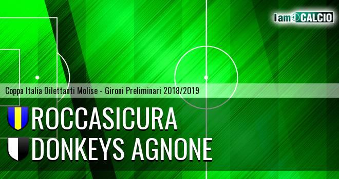 Roccasicura - Donkeys Agnone