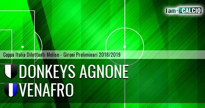 Donkeys Agnone - Venafro