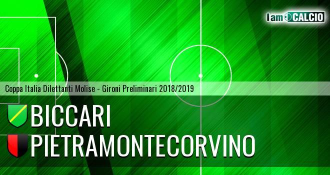 Biccari - Pietramontecorvino