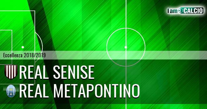 Real Senise - Real Metapontino
