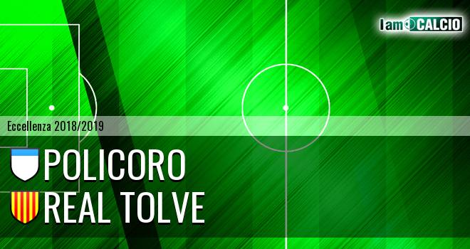 Policoro - Real Tolve