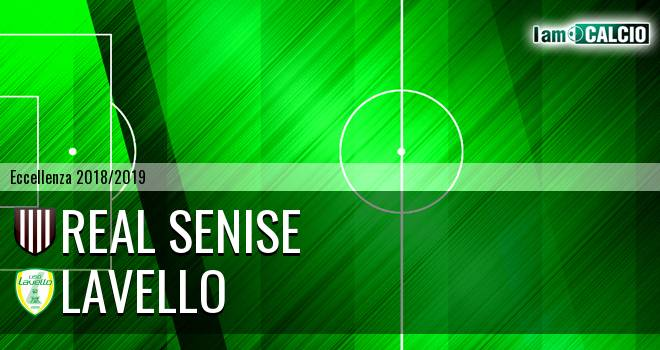 Real Senise - Lavello