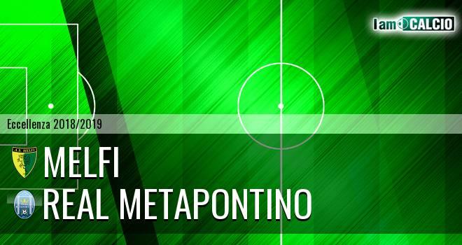 Melfi - Real Metapontino