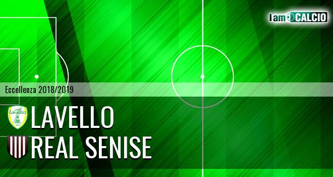 Lavello - Real Senise
