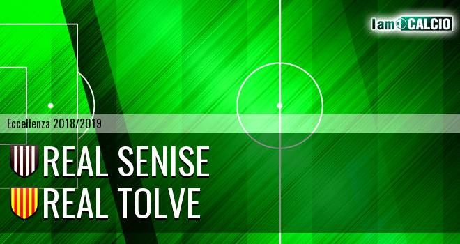 Real Senise - Real Tolve