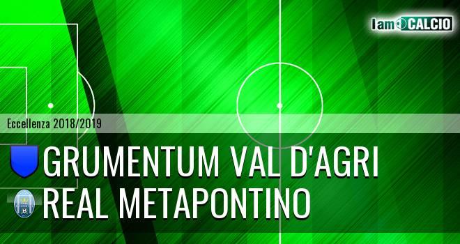 Matera Grumentum - Real Metapontino