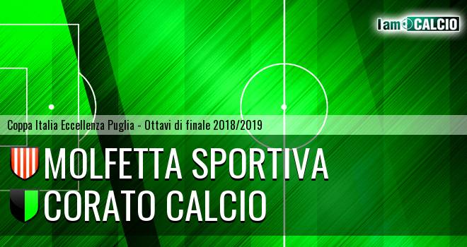 Molfetta Sportiva - Corato Calcio