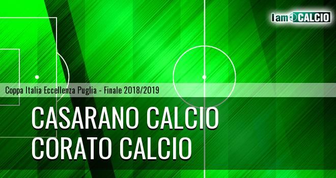 Casarano Calcio - Corato Calcio