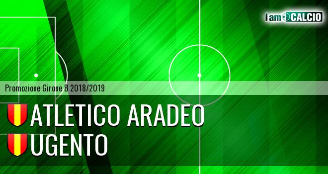 Atletico Aradeo - Ugento