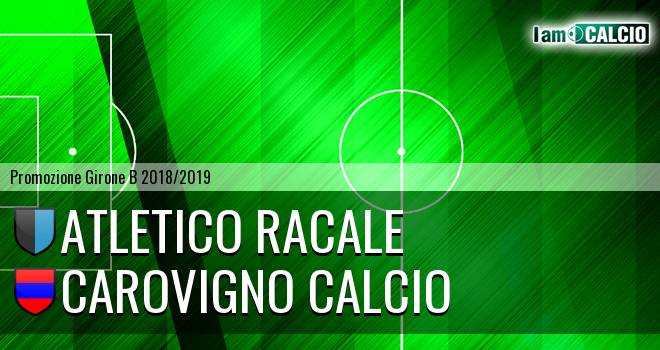 Atletico Racale - Real Carovigno