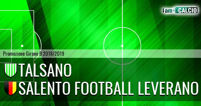 Talsano - Salento Football Leverano