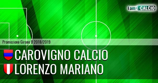 Carovigno Calcio - De Cagna 2010