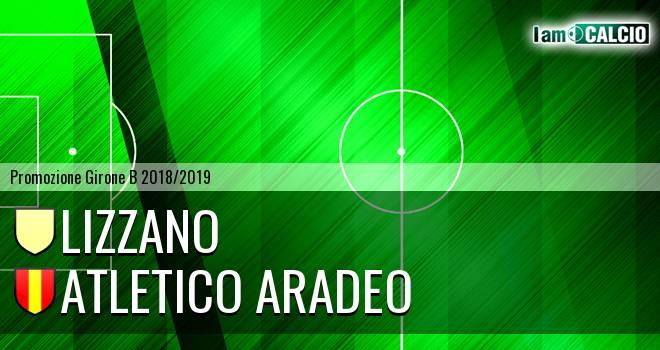 Lizzano - Atletico Aradeo