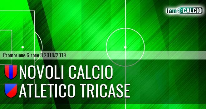 Novoli Calcio - Atletico Tricase