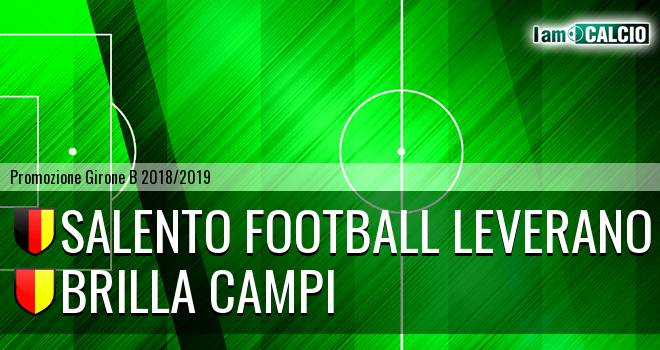 Salento Football Leverano - Brilla Campi