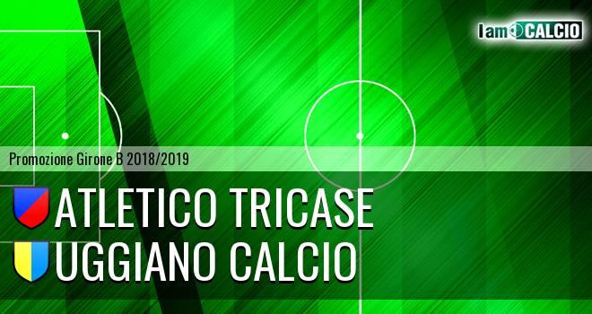 Atletico Tricase - Uggiano Calcio