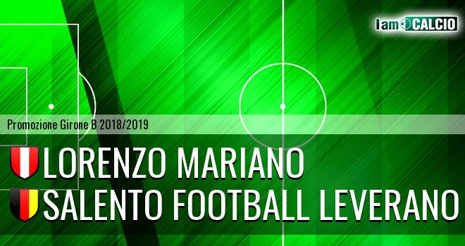 De Cagna 2010 - Salento Football Leverano