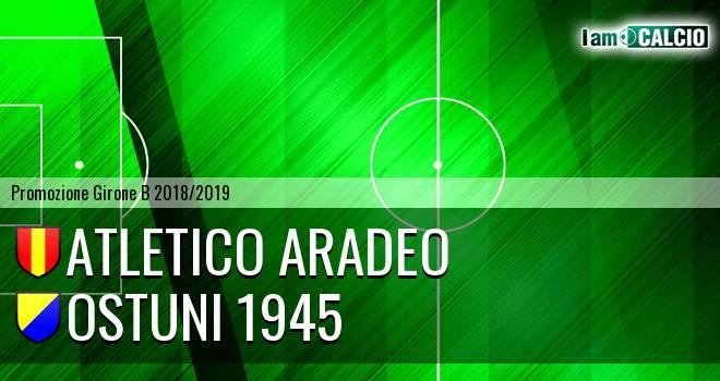 Atletico Aradeo - Ostuni 1945