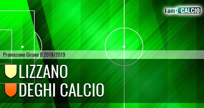 Lizzano - Deghi Calcio