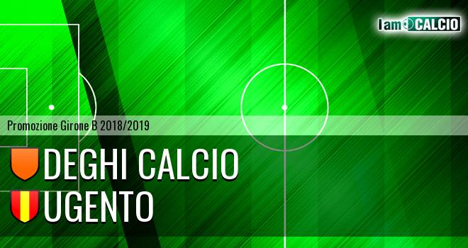 Deghi Calcio - Ugento