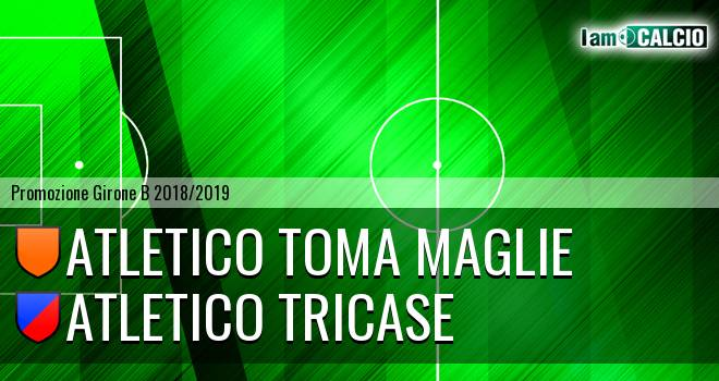 A. Toma Maglie - Atletico Tricase