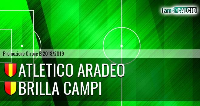 Atletico Aradeo - Brilla Campi
