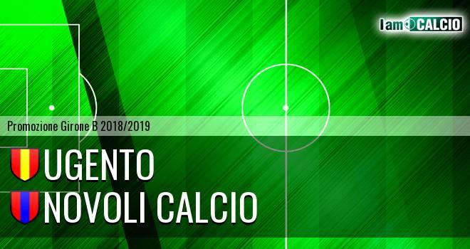 Ugento - Novoli Calcio