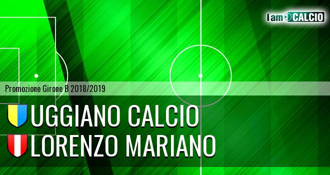Uggiano Calcio - Lorenzo Mariano