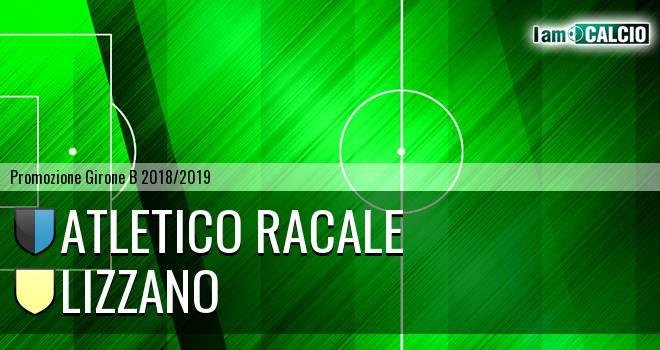 Atletico Racale - Lizzano